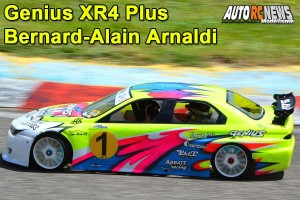[Video] CF Piste 1/5 Ampuis Genius XR4 Plus Bernard Alain Arnaldi