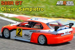 [Video] CF Piste 1/5 Ampuis S88R GT Olivier Sampietro