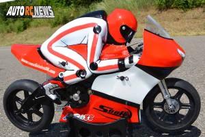 Moto RC Electrique 1/5 LaDe88