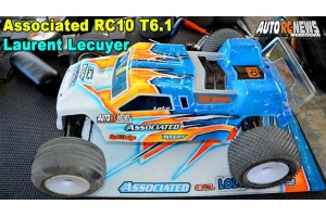 . [Video] Associated RC10 T6.1 Laurent Lecuyer