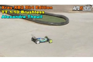 [Video] Xray XB2 Dirt Edition Alexandre Theuil