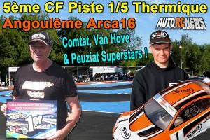 . [Reportage] 5eme CF Piste 1/5 Angouleme ARCA16