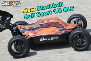 [Essai] BlackBull Bull Sport 1/8 EP Brushless