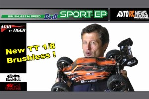 [Video] Blackbull Sport 1/8 EP Brushless RTR