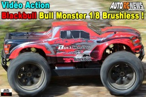 . [Video] BlackBull Bull Monster 1/8 Brushless