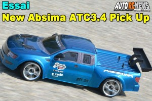 . [Essai] Absima ATC3.4 1/10 Electrique Pick Up RTR