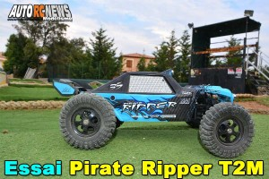[Essai] T2M Pirate Ripper 1/10 T4946