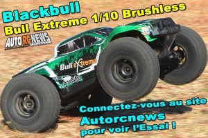 [Essai] Blackbull Bull Extreme 1/10 Brushless