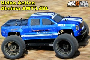 . [Video] Absima Truck AMT3.4 BL 1/10 RTR