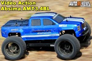 [Video] Absima Truck AMT3.4 BL 1/10 RTR