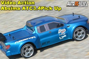 [Video] Absima ATC3.4 1/10 Electrique Pick Up RTR