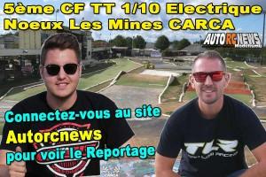 [Reportage] 5eme CF TT 1/10 Electrique Noeux les mines CARCA