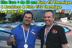 . [Reportage] EC +40 ans 1/8 Thermique et BLS et 1/10 Thermique La Turbie