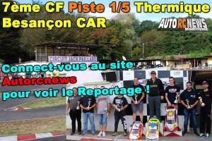 [Reportage] 7eme CF Piste 1/5 Besancon CAR