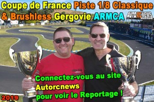 . [Reportage] Coupe de France Piste 1/8 Classique Gergovie ARMCA