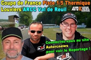. [Reportage] Coupe de France Piste 1/5 Louviers ARCC