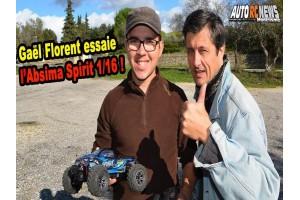 . [Video] Je pilote l'Absima Spirit 1/16