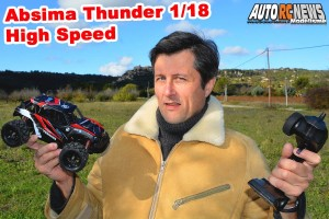 . [Video] Le Meilleur Absima Thunder 1/18 High Speed