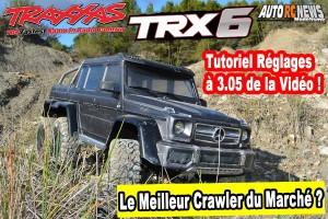 . [Video] Traxxas TRX-6 Tout Savoir sur l'Auto
