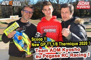 . [Video] Team ADM Kyosho au Pegase Rc Racing