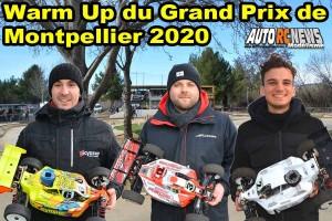 [Reportage] Warm Up du Grand Prix de Montpellier TT 1/8 Janvier 2020
