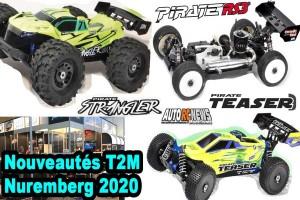 . Nouveautés T2M Nuremberg 2020