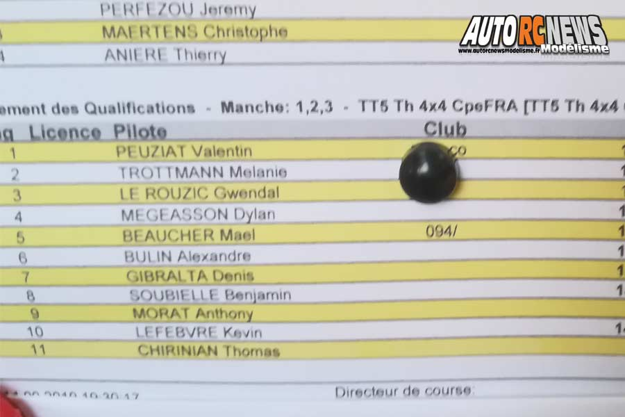coupe de france et coupe des ligues tt 1/5 à billio club pbb