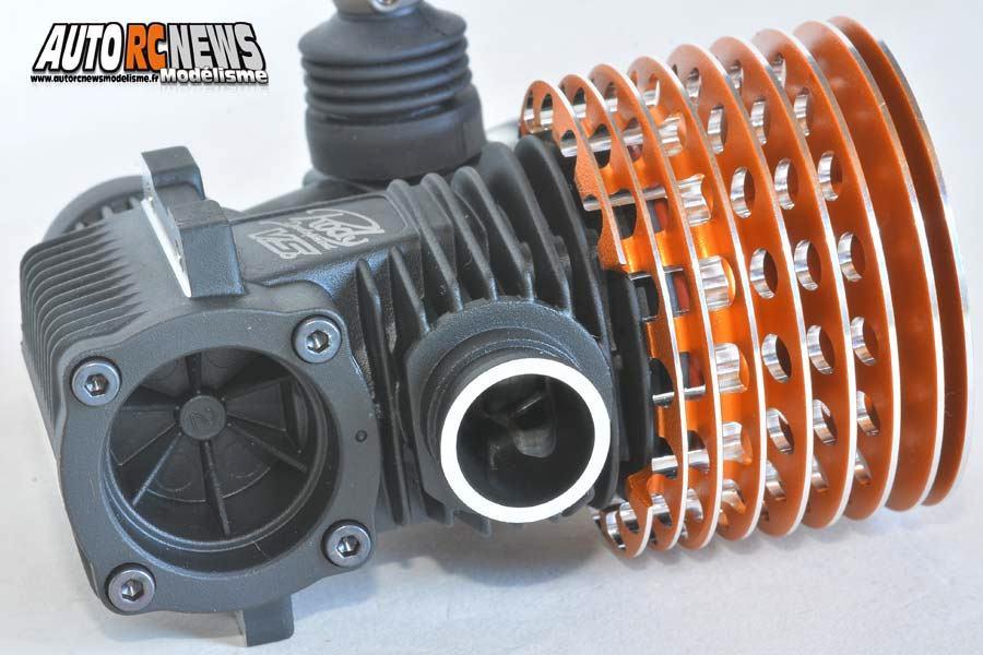 new moteur thermique vs racing vsr04 on road 3,5 cm3 avec nouveau vilebrequin by world champion product