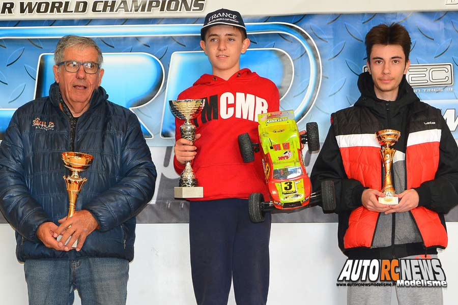7ème manche challenge mini racing tour de provence à orange au club mct le 07 avril 2019.
